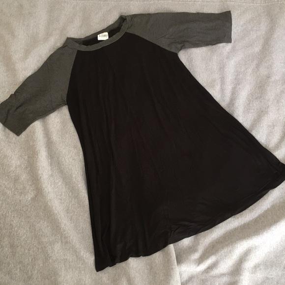b Sharp Dresses & Skirts - OFFERS WELCOME ⭐️ NEW Baseball Tshirt Tunic Dress